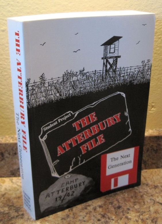 The ATTERBURY File Camp Atterbury Edinburgh Franklin Indiana History Book.  Purchase today at www.BooksBySam.com.  Always FREE Shipping!