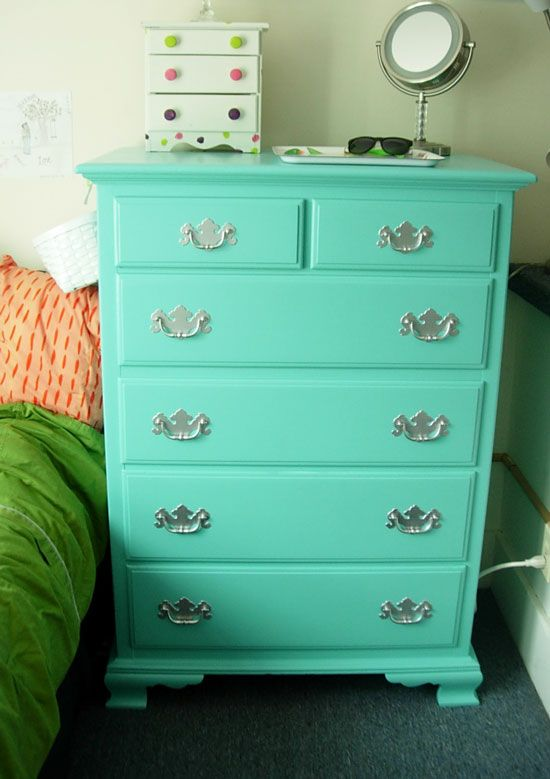 DIY refurbish existing dressers