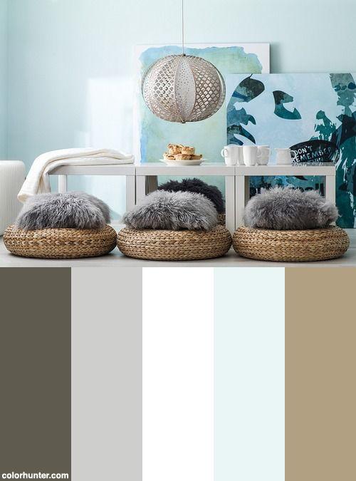 Inredning väggfärg pastell : Pastell Färgkarta För Väggfärg FrÃ¥n Caparol (02) Color Scheme ...