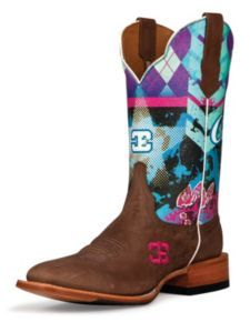 Cinch Edge Sky Bar Cowgirl Boots - Square Toe: Boots Women, Shoes Boots, Cinch Boots, Cinch Shoes, Boots Shoes, Boots Cinch