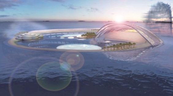 In 50 years, they will build a new Island in Jeddah #FutureSaudiArabia