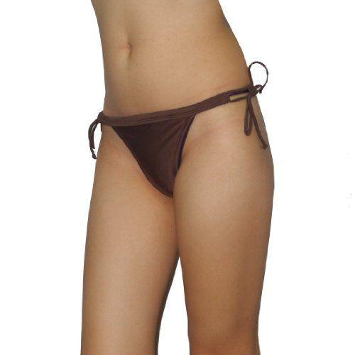 Body Glove Ladies Soft & Smooth Surf Dri-Fit Swim Bikini Bottom - Quick Dry - Brown (Size: M) Body Glove. $12.99