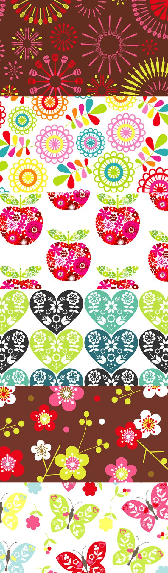 And more Marie Perkins' patterns!