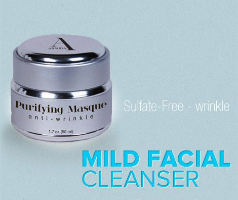 Mild Facial Cleanser | Ardyss International - A rich, nourishing cleanser that removes makeup and impurities without stripping or drying the skin. Call 980.285.8011 to order. #Ardyss #Beauty #Makeup #Natural