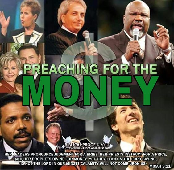 """These FALSE teachers live in (((LUXURY))) and """"beguile"""" (catch with bait) unstable people who are enticed into their """"positive"""", """"self-help"""" teachings. It is tragic the way the name of CHRIST has been disgraced by these """"religious leaders"""" who live in SIN while pretending to HELP OTHERS LIVE THE """"ABUNDANT LIFE"""" which is NOT WHAT CHRIST TAUGHT!"""