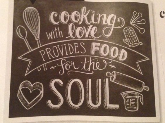 la vera rivoluzione è...semplicità #love #food anche #soul