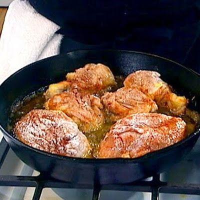 Alton Brown's Fried Chicken