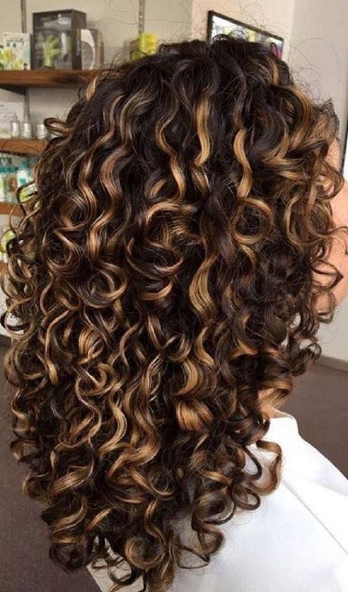 29++ Frisur lange lockige haare Information
