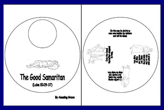 Sunday school crafts for the good samaritan bible crafts for Good samaritan crafts for sunday school