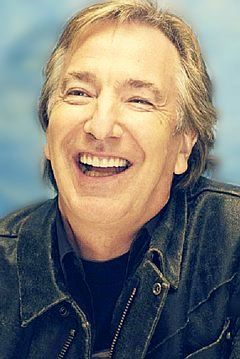 Alan - what a fantastic laughing smile.