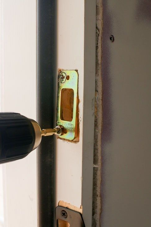 How And Why You Should Install A Smart Lock On Your Door Smart Lock Door Installation Installation