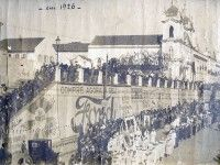 Porto Alegre Santa Casa de Misericórdia Procissão 1926