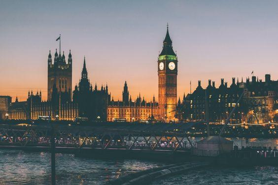 Não perca: Passagens aéreas para Londres a partir de R$ 1.107