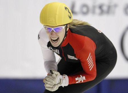 Médaillée #olympique, Marianne Saint-Gelais fait la fierté des gens de son village natal, Saint-Félicien. Sa plus grande distinction à ce jour, est la récolte de la médaille d'argent en patinage de vitesse aux Jeux olympiques d'hiver de 2010. #Saguenay_Lac