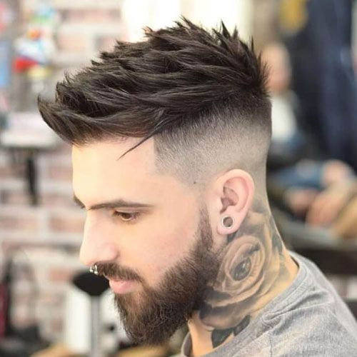 25 Cool Shaved Sides Hairstyles Haircuts For Men 2020 Update In 2020 Mens Haircuts Short Mens Hairstyles