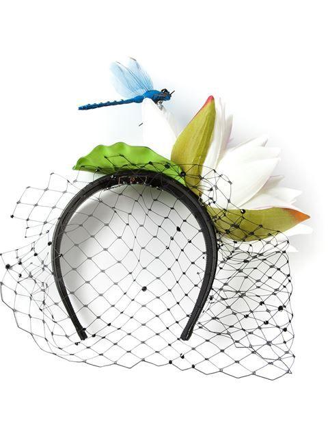Piers Atkinson 'buzz Off' Dragonfly Hairband - - Farfetch.com