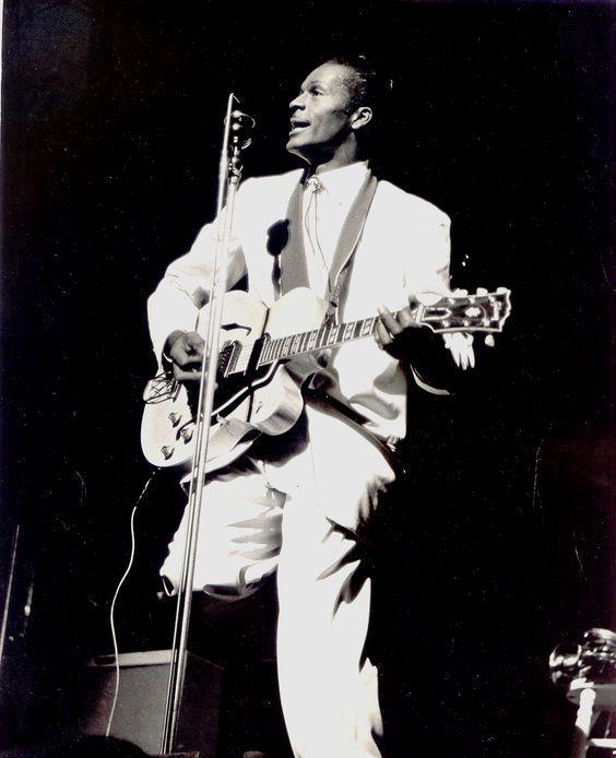 Chuck Berry, 1957: