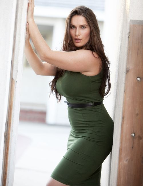 "chelsea miller, plus size model. height: 5' 8"" (172cm) bust: 36"