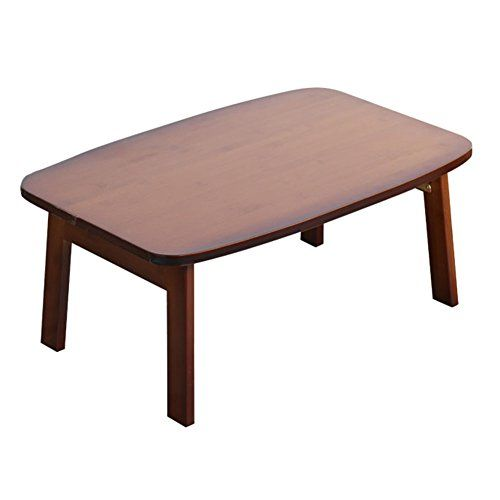 Haipeng Folding Small Square Table Computer Low Table Foldable Bay