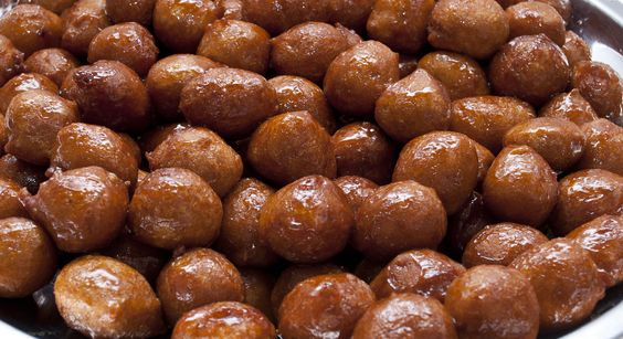 Ligamat the sweet of the emirates ligamat is a moist for Arabic cuisine names
