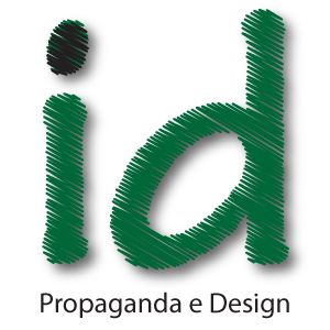 Logo Marca da id Propaganda e Design, minhas empresa informal. Espero que curtam esse trabalho!