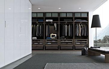 Senzafine - contemporary - closet - Poliform USA