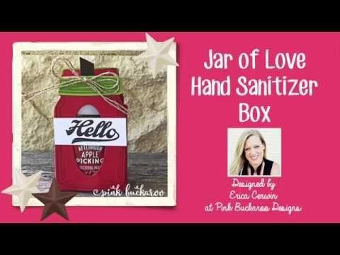 Jar Of Love Hand Sanitizer Box Youtube Hand Sanitizer Hand