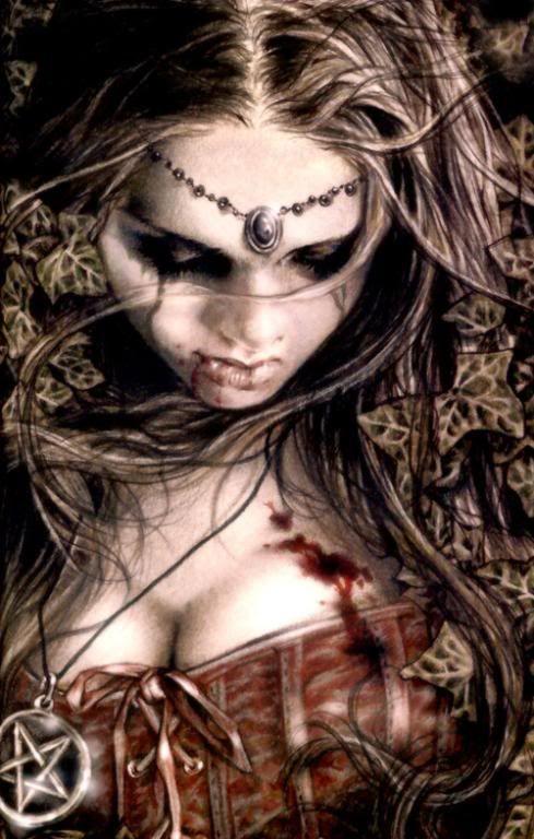 vampiros - Vampiros en el Arte fantastico. 96148cd2b4a8a7e4643429f7a2060c8b