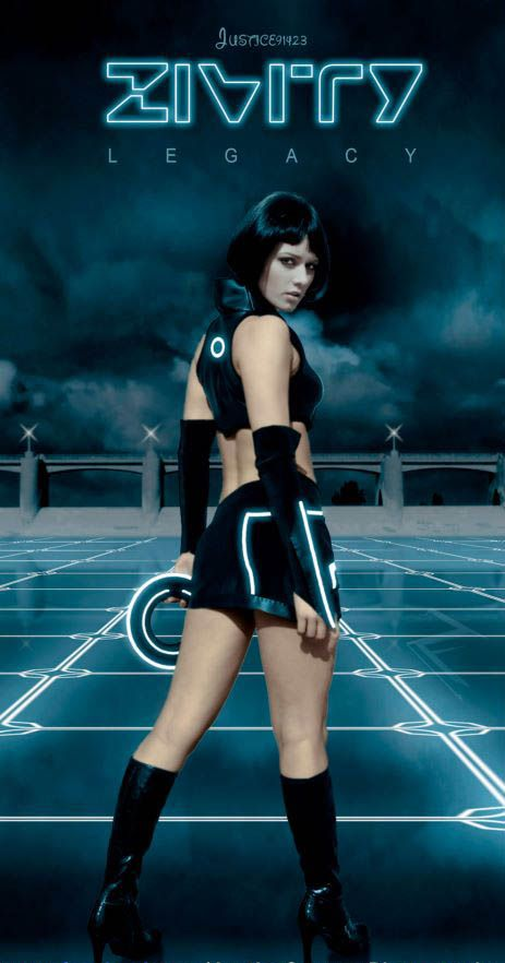 Tron Quorra hot | Tag: Tron Legacy, Quorra Cosplay, enchanting, Latest Updates, Pictures