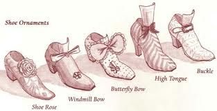 shoes 17th century - Google Search