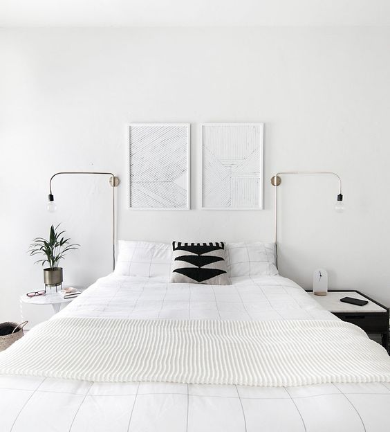 How to Achieve a Minimal Scandinavian Bedroom | Simple Style Co