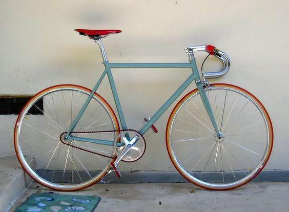 Hampsten Cycles Cycling Pinterest Cycling