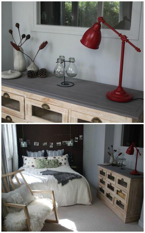 Déco chambre adulte.  ♥ ♡ ♥ Home sweet home - Déco maison ...