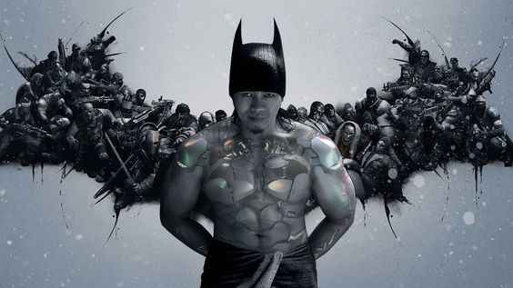 Batman Arkhamidi :P