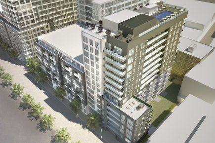 La surenchère d'appartements en copropriété dans le centre-ville de Montréal et dans Griffintown, tout près, n'inquiète pas trop Prével, qui s'apprête à lancer un projet d'envergure en bordure du Vieux-Montréal. Le promoteur compte se distinguer en créant un véritable milieu de vie, avec une ambiance très européenne
