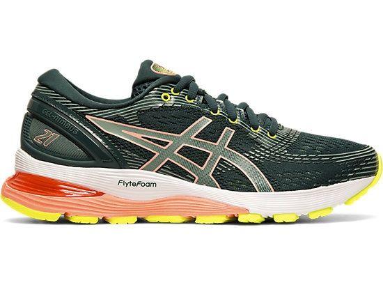 running homme asics 45