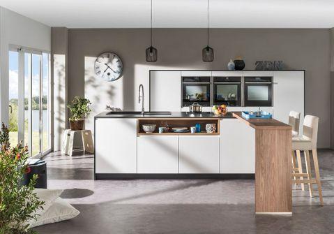 7 Styles De Cuisine Pour Trouver La Votre Elle Decoration En 2020 Style Cuisine Cuisine Teisseire Cuisine