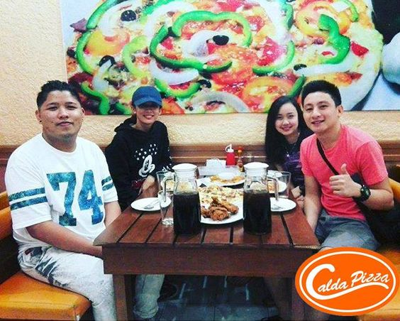 Head straight to nearest #CaldaPizzaCDO and be satiated with mouthwatering pizza goodness in every bite.   Invite the whole barkada for an awesome #foodtrip.  #everydaycalda  Visit or call us at: LAPASAN:  (Beside Playboy Barber Shop) 0923-3012-555  XU-CORRALES:  (in front of Xavier University) 0922-7238-230  PUEBLO:  (Xavier Estates, Upper Balulang) 0917-3223-899