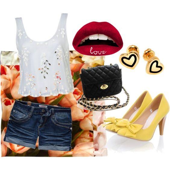 summer sweetheart, created by sadiemarx.polyvore.com