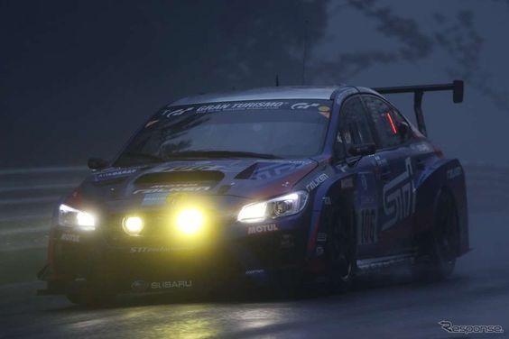 【ニュル24時間 2016】スバル WRX STI、クラス2連覇を達成 - レスポンス 提供