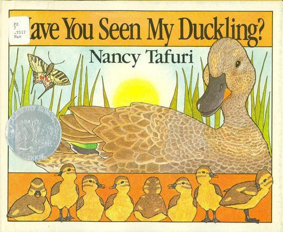 Have You Seen My Duckling?, 1985 Honor | Association for Library Service to Children (ALSC)