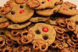 Rendier-koekjes
