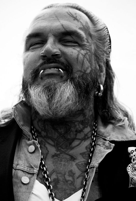 Sven Marquardt - Bouncer at Berghain Childern of Berghain