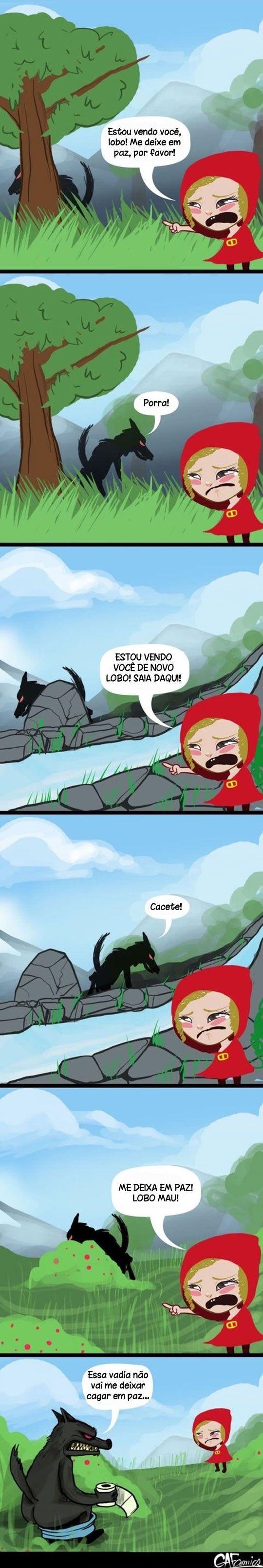 #Lobo: