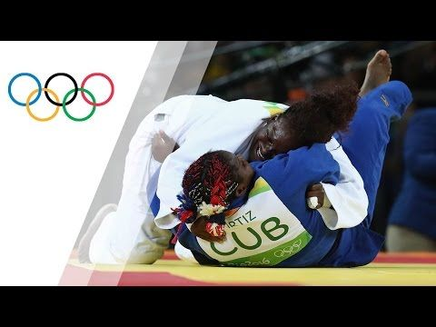 Rio Replay: Women's Judo 78kg Gold Medal Contest