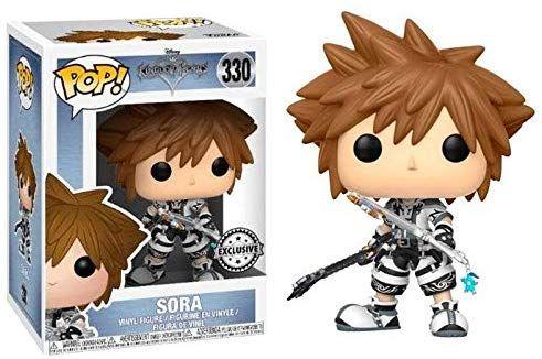 Amazon Com Funko Pop Kingdom Hearts Sora Final Form 330 Toys Games Kingdom Hearts Funko Pop Disney Vinyl Figures