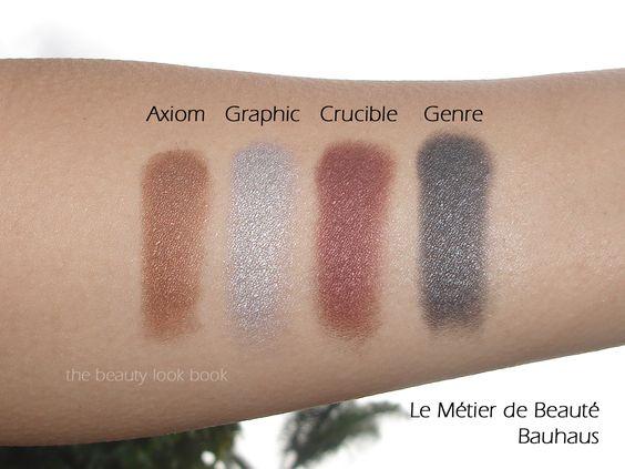 The Beauty Look Book: Le Métier de Beauté Bauhaus Kaleidoscope Eye Kit