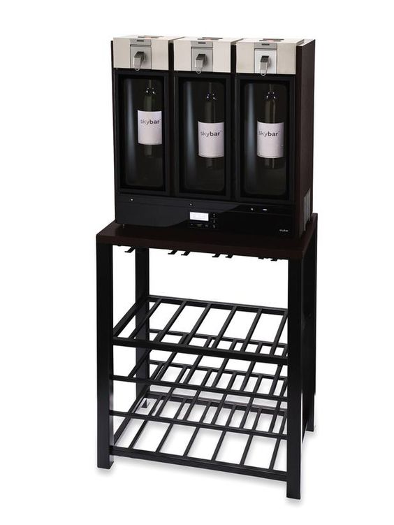 Must-Have Countertop Appliance: Wine Preservation System