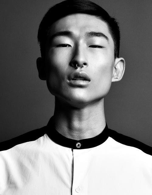 Азиатские модели мужчины девушки модели