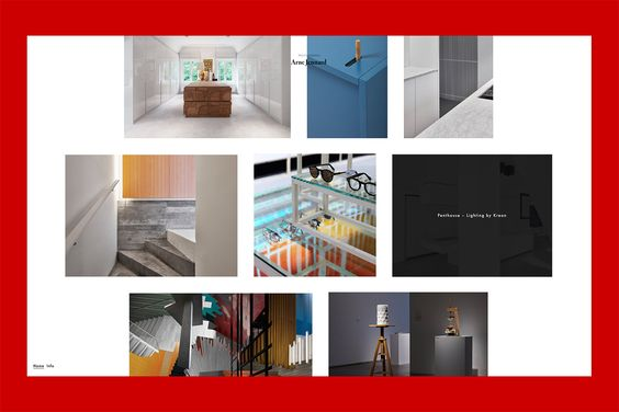 Visual identity & portfolio website for Arne Jennard, specialized in architecture & advertising photography. www.arnejennard.com #portfolio #website #architecture #advertising #photography #graphicdesign